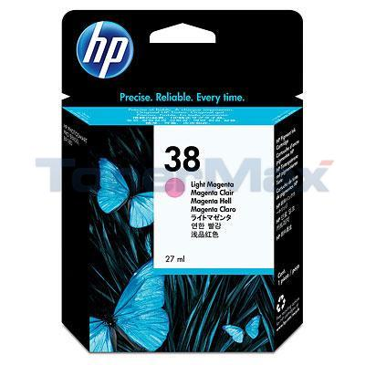 HP NO 38 VIVERA INK LIGHT MAGENTA 